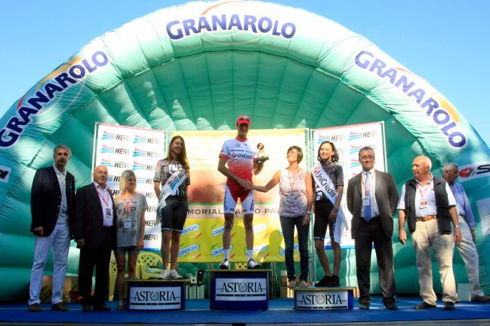 Fabio Taborre vince il Memorial Marco Pantani 2011