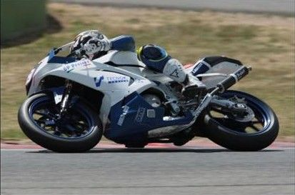 Rimonta fantastica di Andrea Antonelli nel Mondiale Supersport in Spagna.