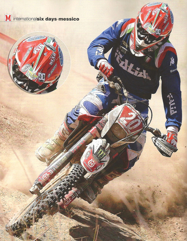 Alex Salvini – Motocross 12-2010