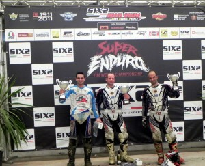 SIXS Days - Genova 2011 - podio E1
