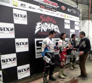 SIXS Days - Genova 2011 - podio E3