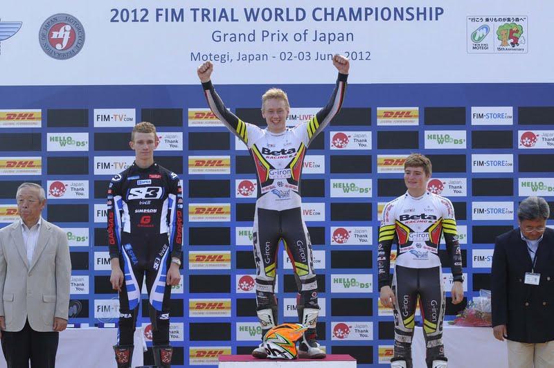 Top Trial Team dall' Australia al Giappone con otto podi