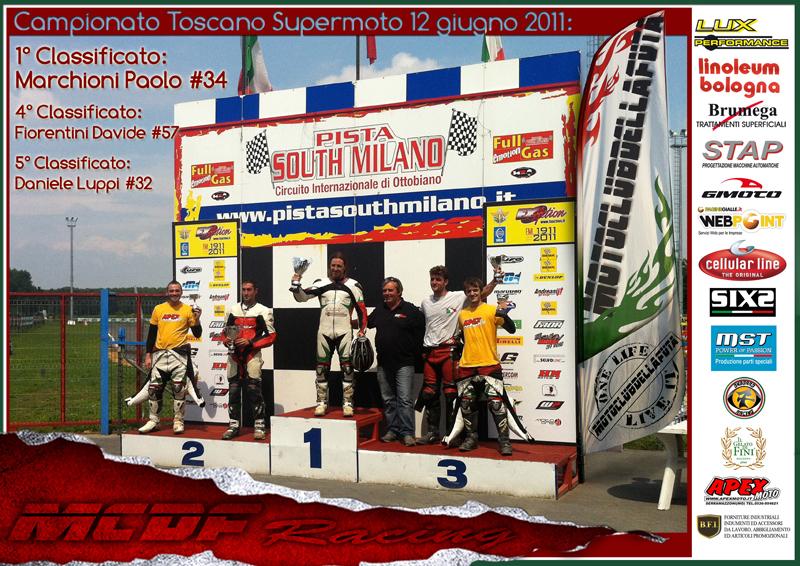 Marchioni - Moto Club Della Futa 2011