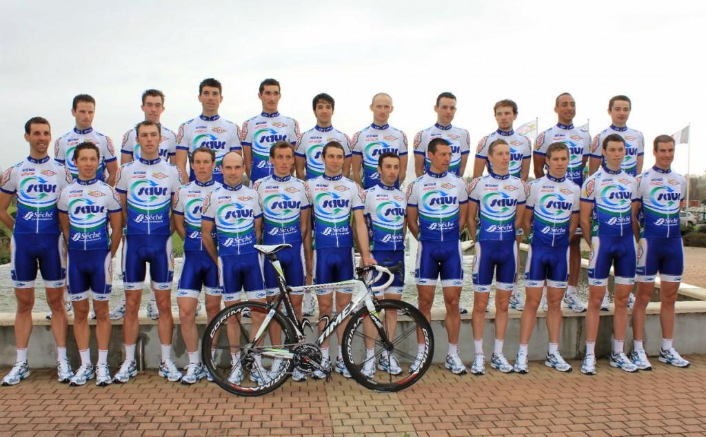 Parte la stagione 2012 per Saur-Sojasun
