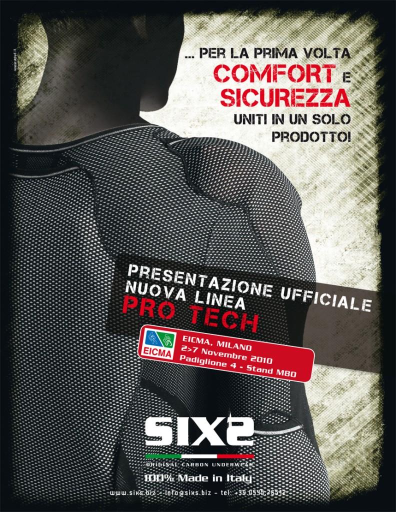 Linea PRO Tech - comfort e sicurezza assieme