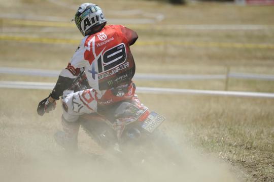 Il team HM-Honda Zanardo nel GP di Francia per confermare Thain vicecampione del mondo