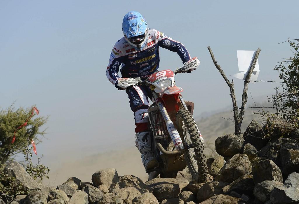 Strepitoso inizio di mondiale enduro: HM-Honda Zanardo e Alex Salvini vincitori alla prima in Cile