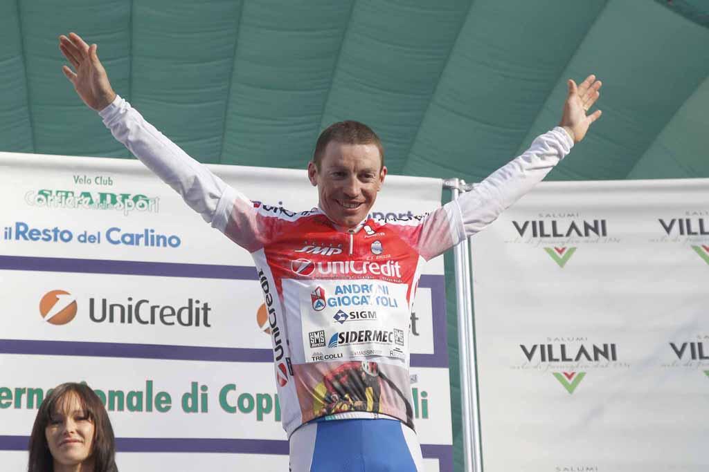 Emanule Sella vince la Settimana Internazionale di Coppi e Bartali 2011