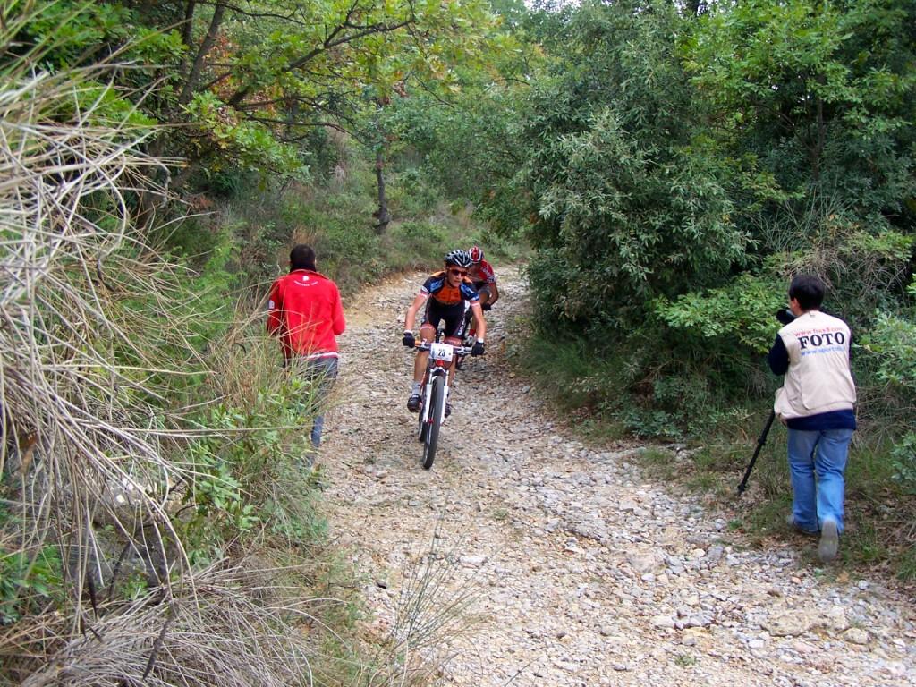 Di Marco secondo alla sinalunga bike