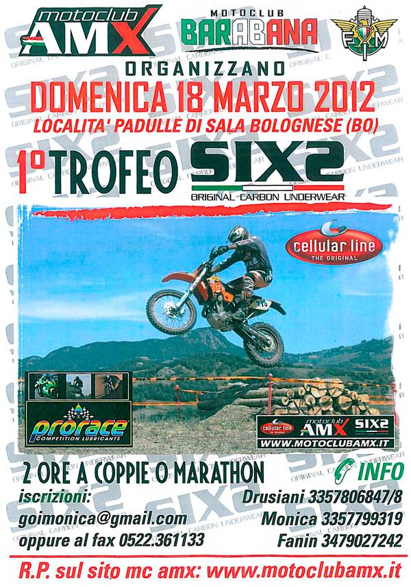 1° Trofeo SIXS @ Padulle di Sala Bolognese (BO)