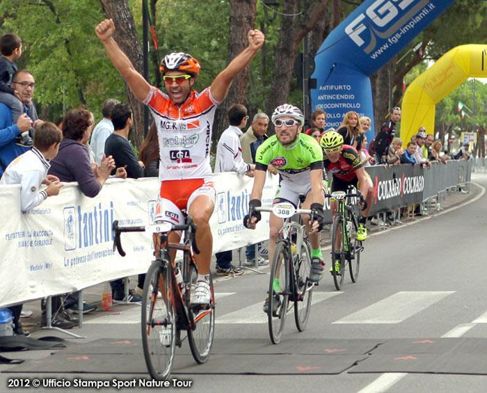 Fabio Laghi fa sua la SouthGarda Road