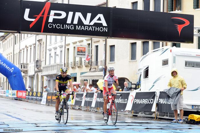 "Monica Bandini conquista ""La Pina Cycling Marathon"""