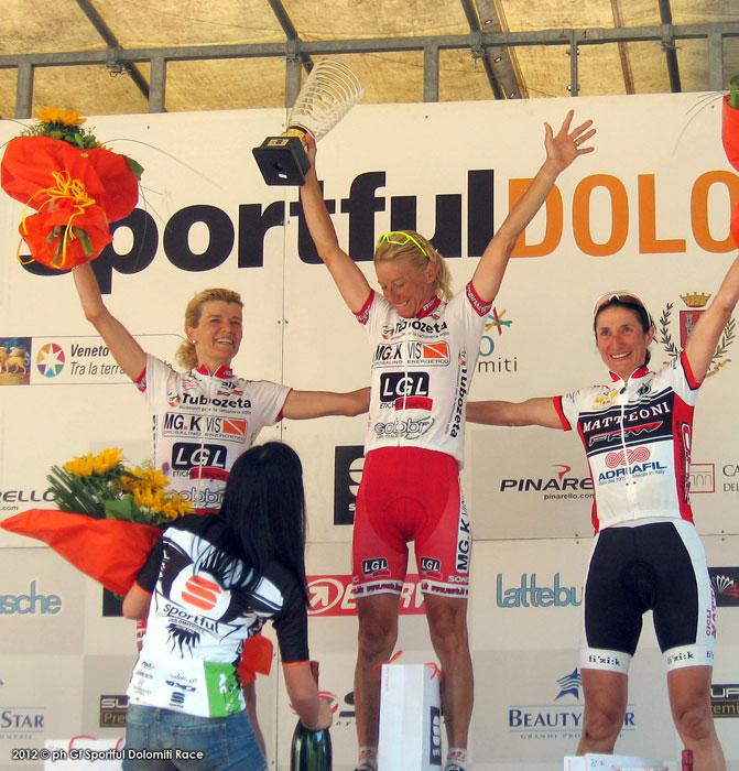 Team Somec MG.K Vis Tubozeta: a Feltre il podio si tinge di bianco rosso