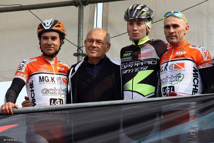 Team MG.K Vis Gobbi LGL Miche: presi due terzi del podio a Riccione