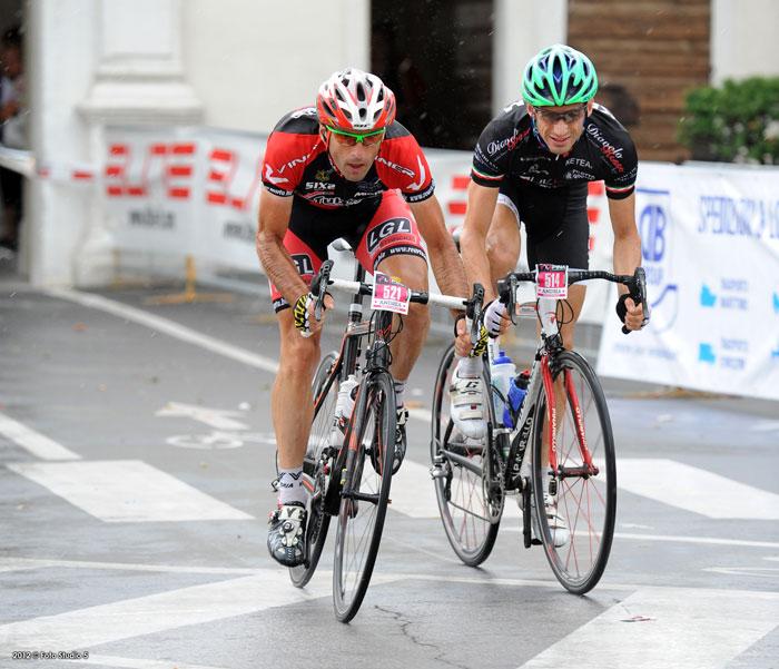 Centenaro e Masiero sul podio a Treviso