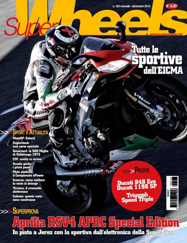 Carbonio Tessile – Super Wheels 12-2010