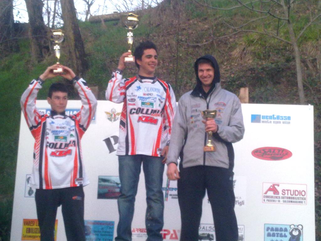 Team Collina Motori – giovani campioni di Motocross