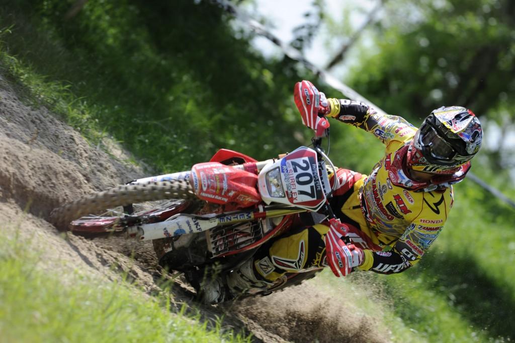 Il team Honda-HM-Zanardo sempre protagonista degli assoluti d'italia
