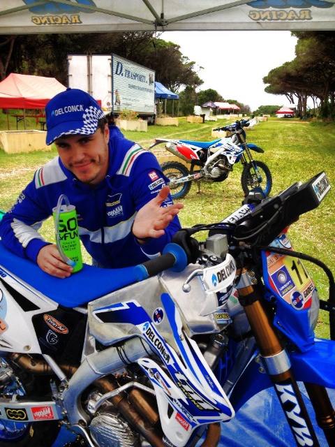 ALEX ZANOTTI AL RALLY DI SARDEGNA VALEVOLE PER IL MONDIALE MOTORALLY